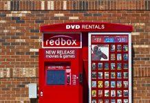 Redbox ร้านเช่าวิดีโอ